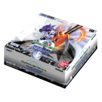 Digimon - Battle Of Omni Booster Display BT05 (24 Packs) - EN