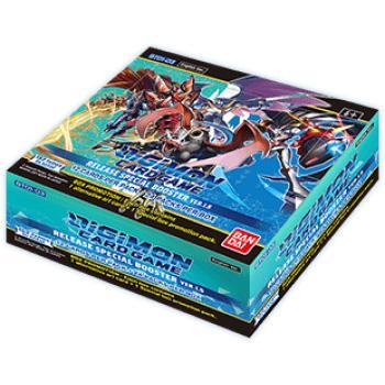 Digimon Card Game - Release Special Booster Display Ver.1.5 BT01-03 (24 Packs) - EN