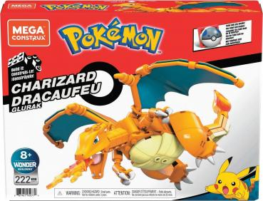Mega Construx Pokémon Glurak