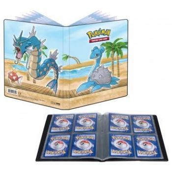 UltraPro Pokémon SeaSide 4-Pocket Portfolio