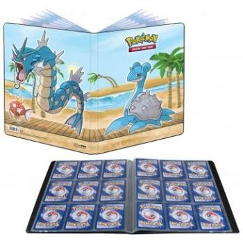 UltraPro Pokémon Seaside 9-Pocket Portfolio