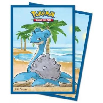UltraPro Pokémon Seaside Sleeves (65)