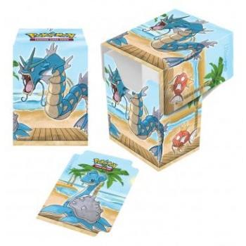 UltraPro Pokémon Seaside Full View Deck Box