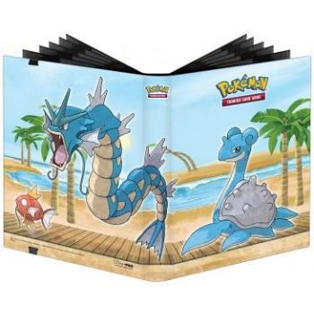 UltraPro Pokémon Seaside 18-Pocket Pro-Binder