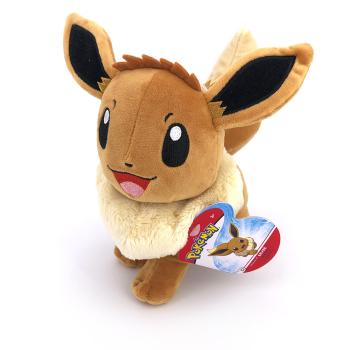 Pokémon Plüschfigur Evoli 20 cm