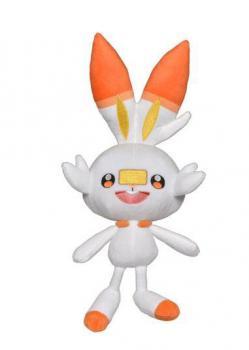 Pokémon Hopplo Plüschfigur 20 cm
