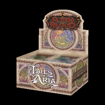 FaB Tales of Aria Booster Box - kein Vorverkauf