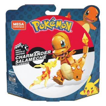 Pokémon Mega Construx Glumanda 10 cm