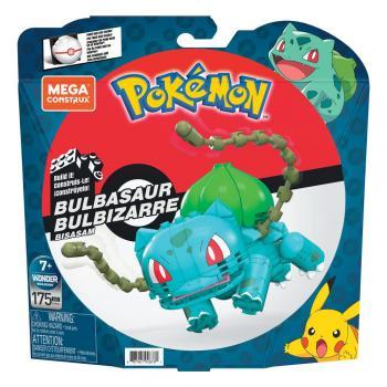 Pokémon Mega Construx Bisasam 10 cm